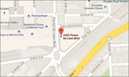 4425 Ponce de Leon Blvd Suite 200 Coral Gables, FL 33146